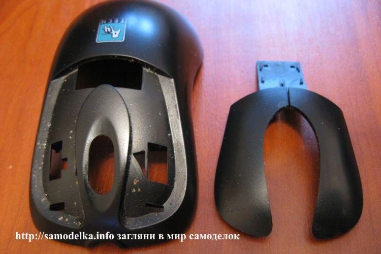 ремонт компьютерной мышки своими руками чистка пластин нажатия кнопок