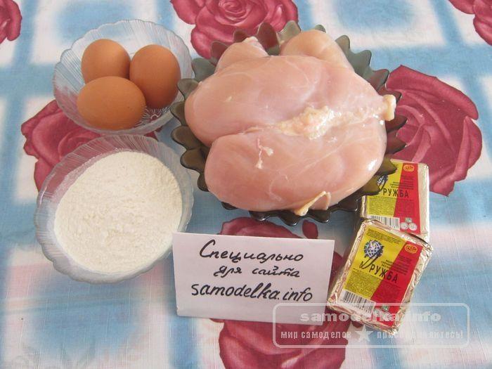 ингредиенты для приготовления кручеников