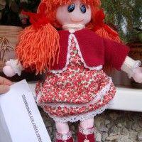 мягкая кукла для малышки
