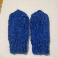 рукавички готовы