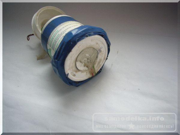 Динамик для электронной рыболовной приманки