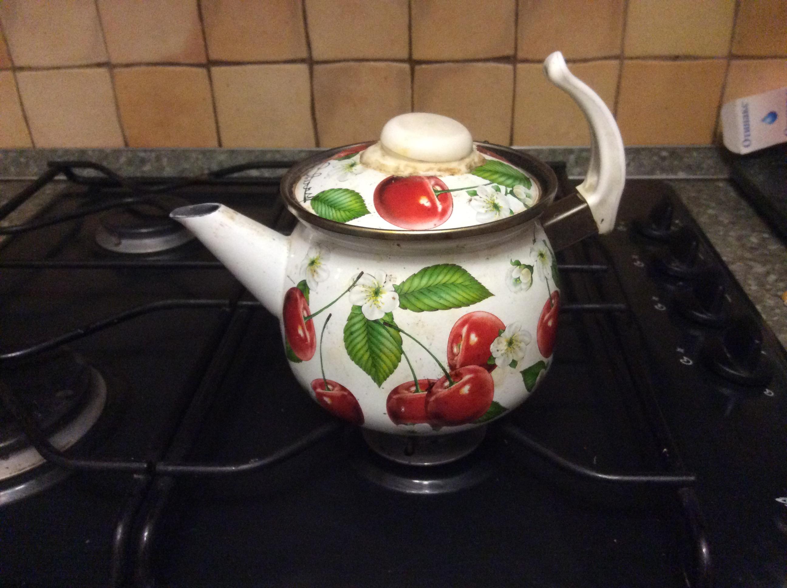 Крышка чайника своими руками 858