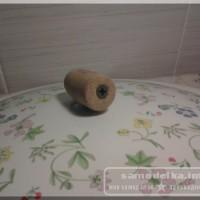 ручка из пробки для кастрюли