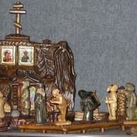 Деревянная миниатюра своими руками
