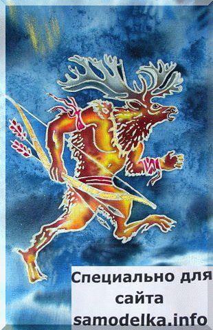 картинка для росписи акрилом
