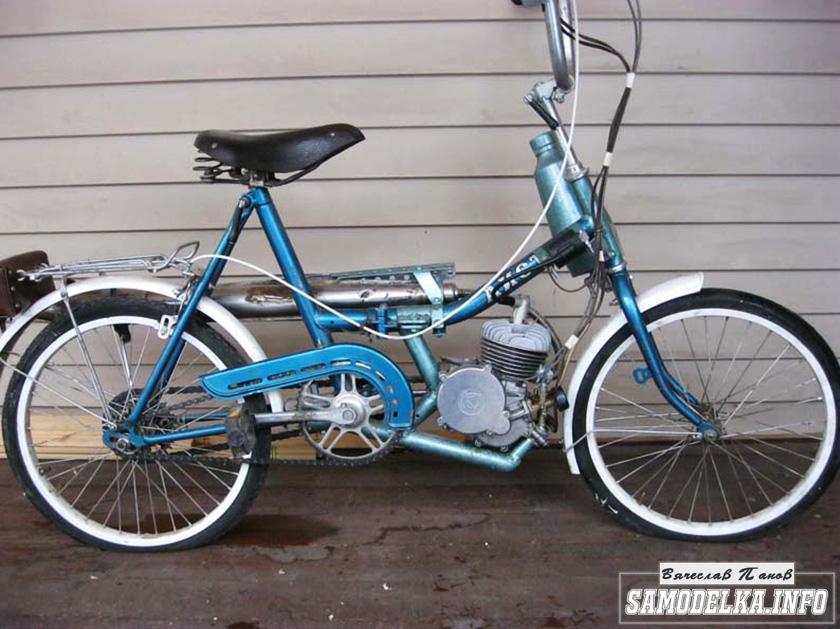 Грузовой велосипед 98