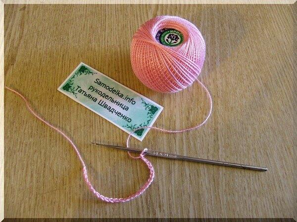 вязание крючком самодельного чехла для телефона