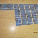 самодельная солнечная панель для дома или дачи