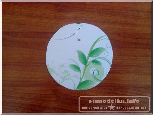 Картинка в виде круга для открытки