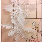 самодельные елочки из бумаги