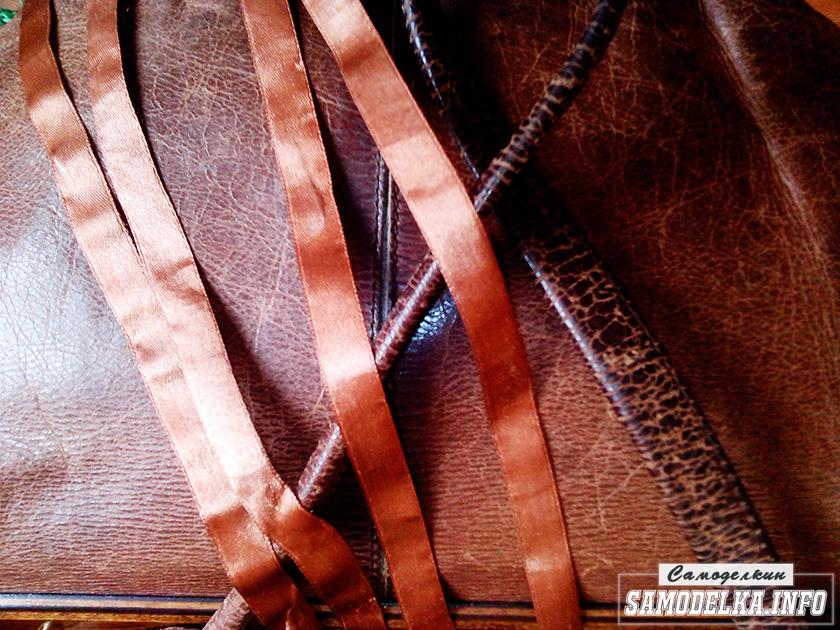ремонт ручек женской сумки