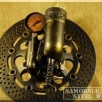 светильник в стиле стимпанк