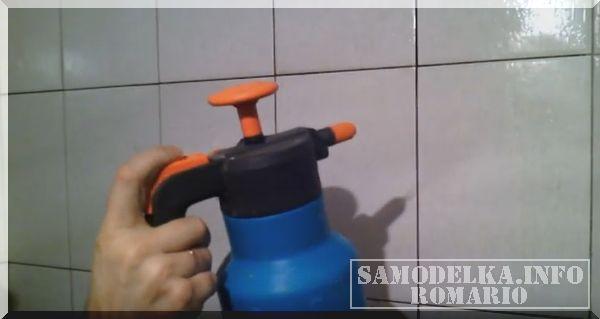 чистка швов кафеля своими руками
