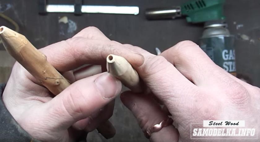 шариковая ручка из дерева своими руками