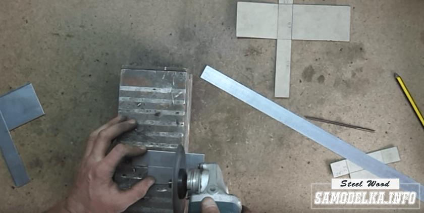 разрезание металла