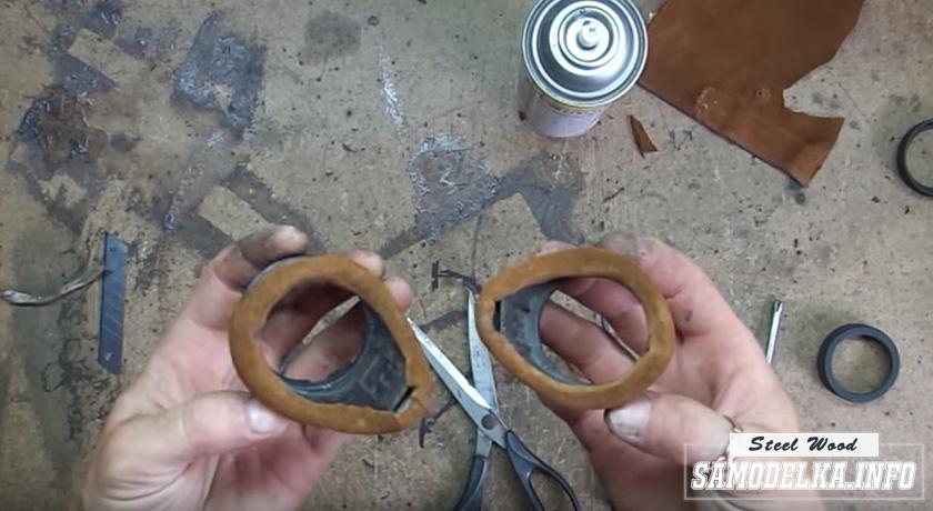 очки гогглы своими руками