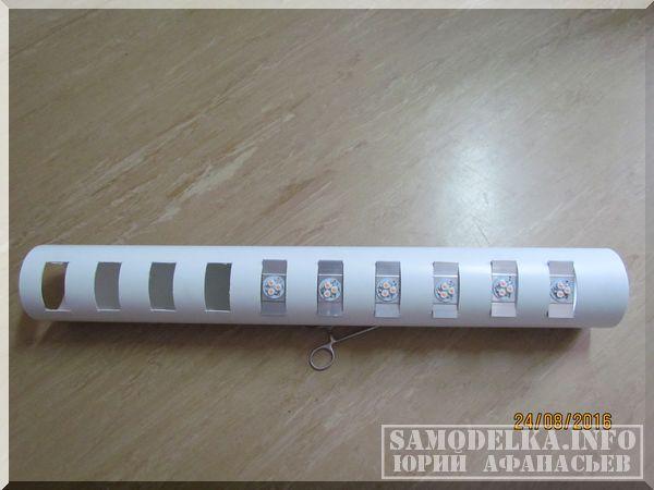 Сделай сам: светодиодный светильник для растений