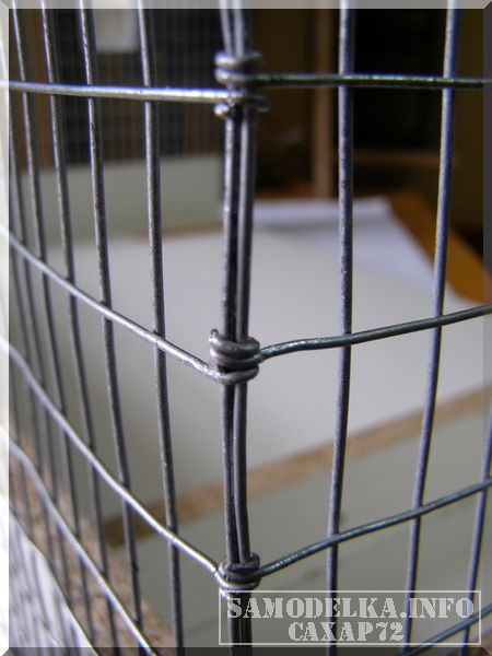 Клетка для попугаев (и не только) своими руками