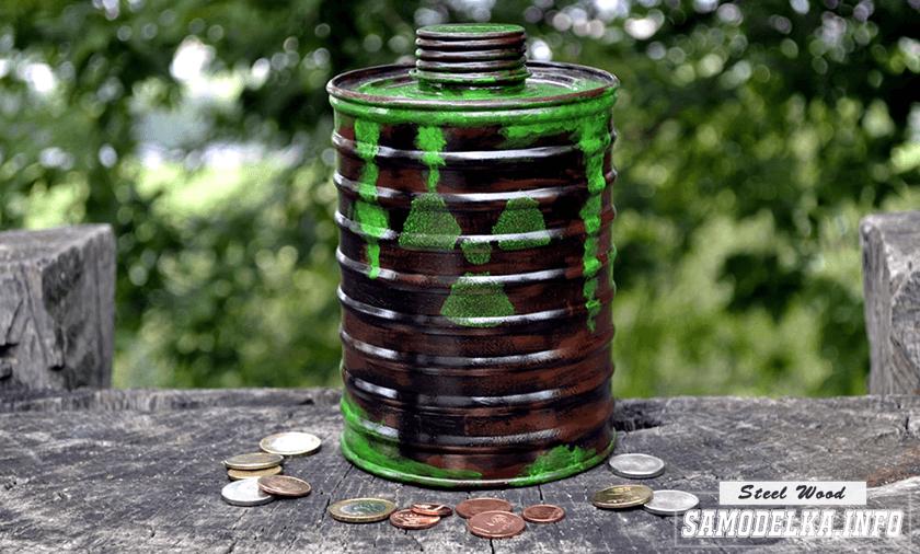копилка для монет своими руками