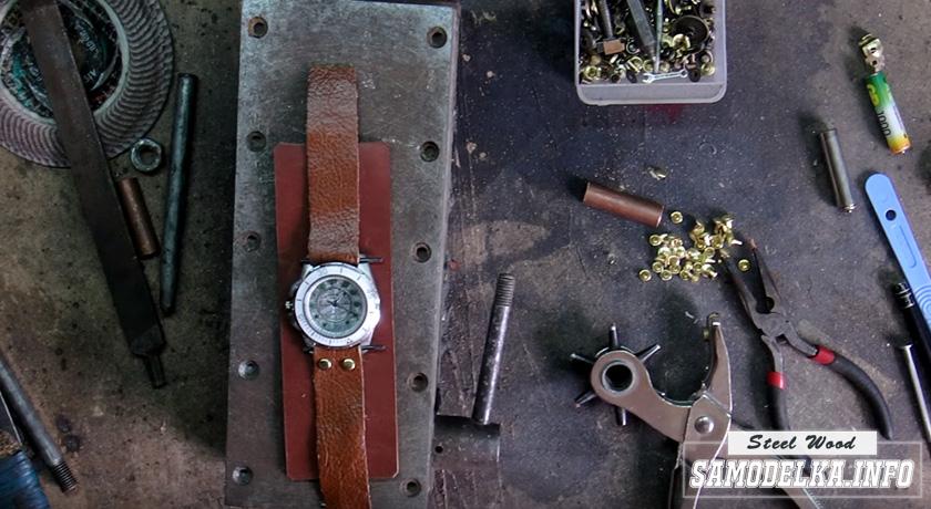 Моддинг часов своими руками