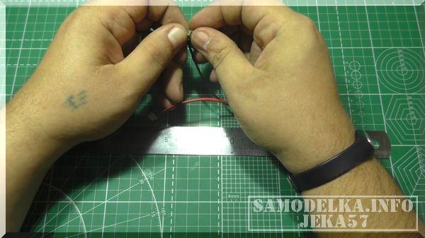 магнитный коннектор для батареек