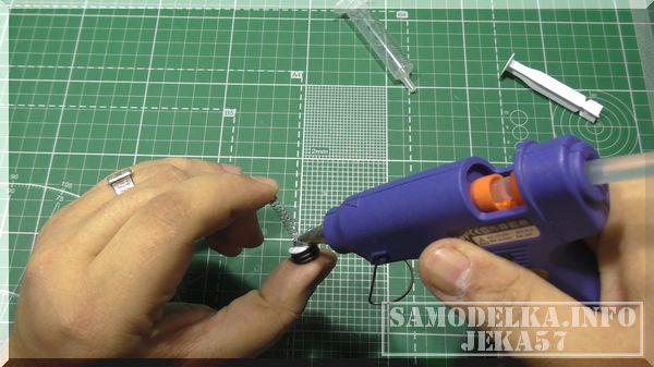 Как сделать клапан своими руками