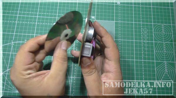 Как сделать антигравитационный диск. (Гироскоп)
