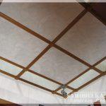 Подвесной потолок в квартире своими руками