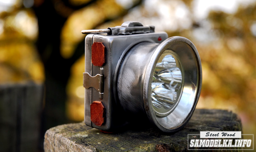 как преобразить старый фонарь своими руками