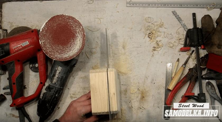 процесс создания сундучка своими руками