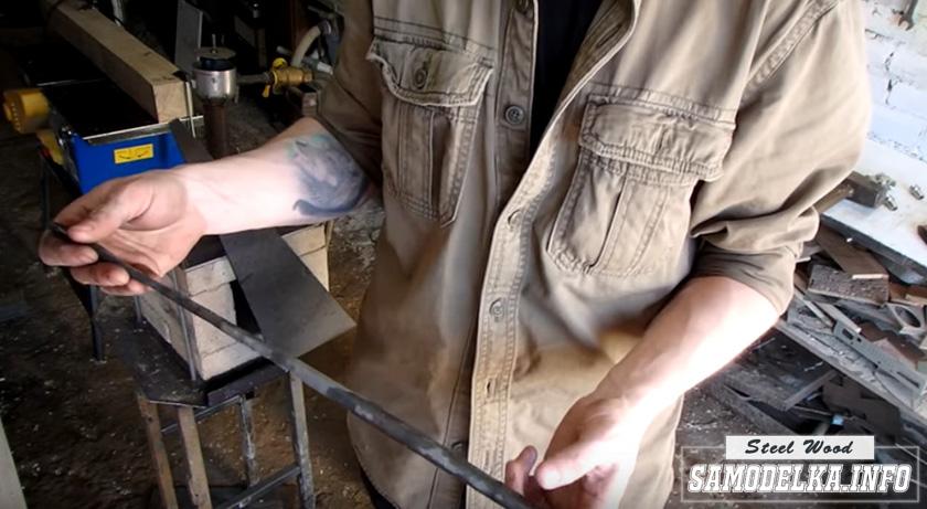 заготовка ножа