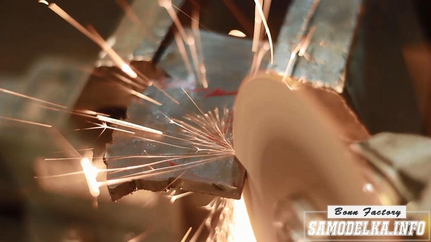 процесс изготовления топора