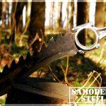 Нож на случай зомби-апокалипсиса