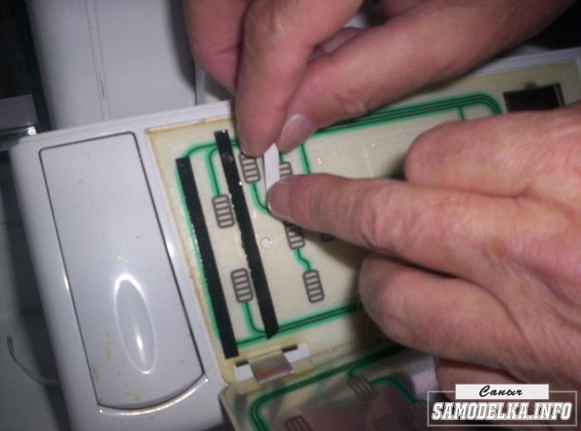 ремонт сенсорной клавиатуры