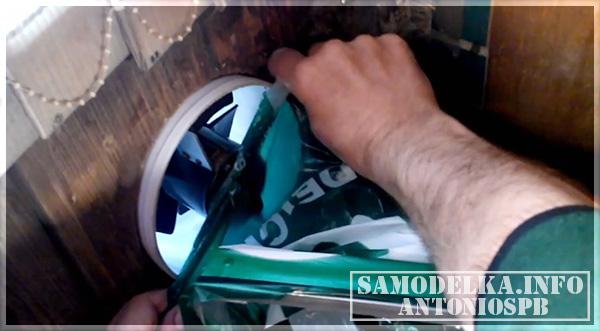 процесс изготовления самодельного вытяжного шкафа