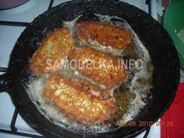 Любимые гренки – кулинарный рецепт