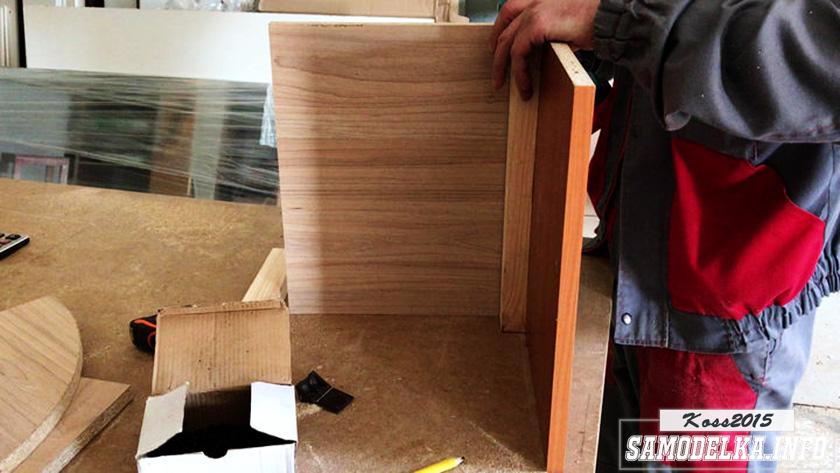 инструкция изготовления пуфика к изголовью кровати