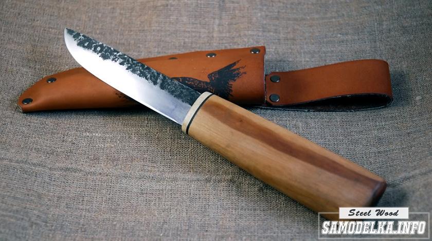 Ножны для якутского ножа своими руками
