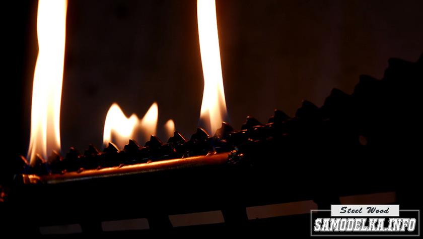 Огненный нож Постапокалипсиса своими руками