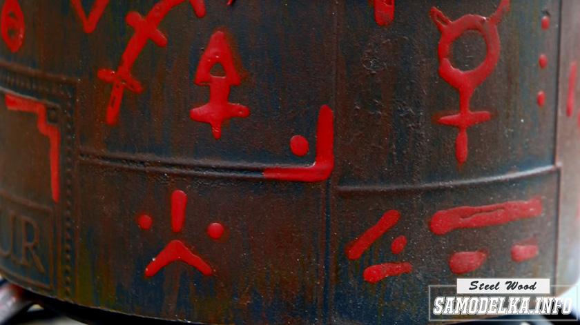 Шкатулка по мотивам Silent Hill своими руками