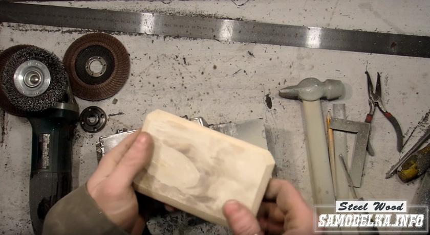деревянная накладка для шкатулки