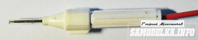 Микрощуп для мультиметра своими руками