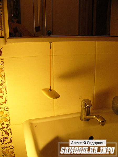 Сделай сам: магнит для мыла