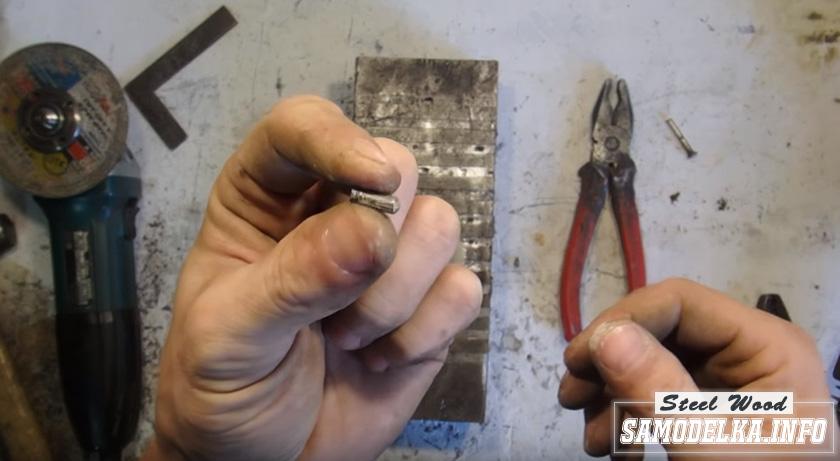 Процесс переноса рисунка на дерево