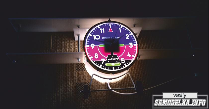 часы ночник полка своими руками