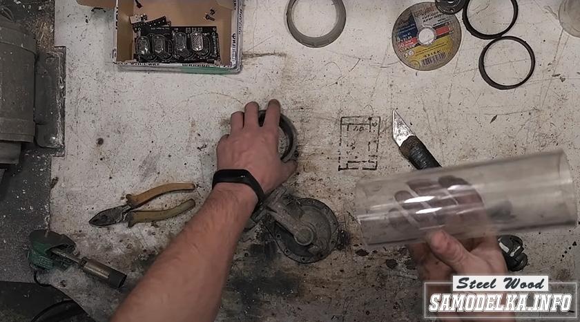 Процесс изготовления часов на газоразрядных индикаторах