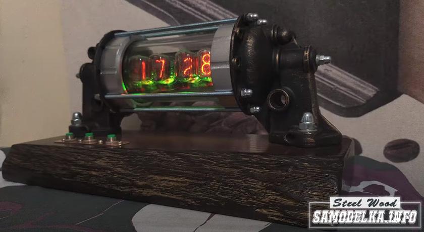 Часы на газоразрядных индикаторах своими руками