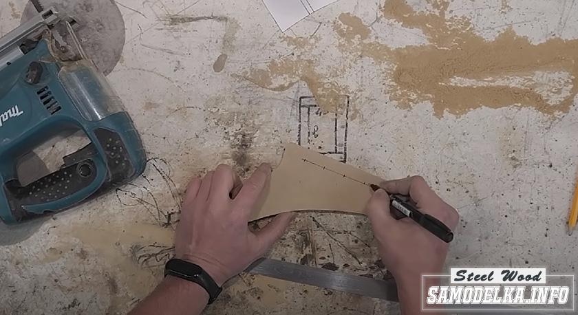 Процесс изготовления сувенира своими руками